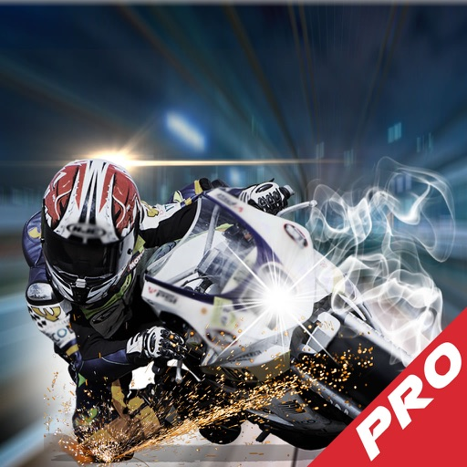 A Nitro Biker Race Ultra Pro - Motorcycle Driving 3D Game