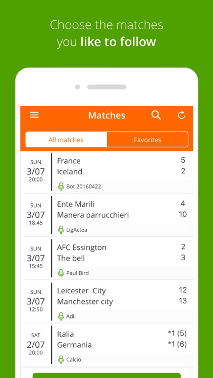 GoalShouter screenshot-3
