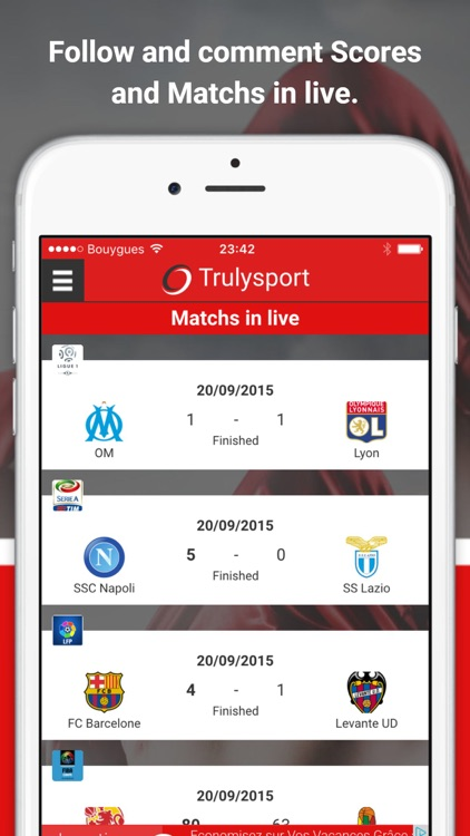 Trulysport screenshot-3