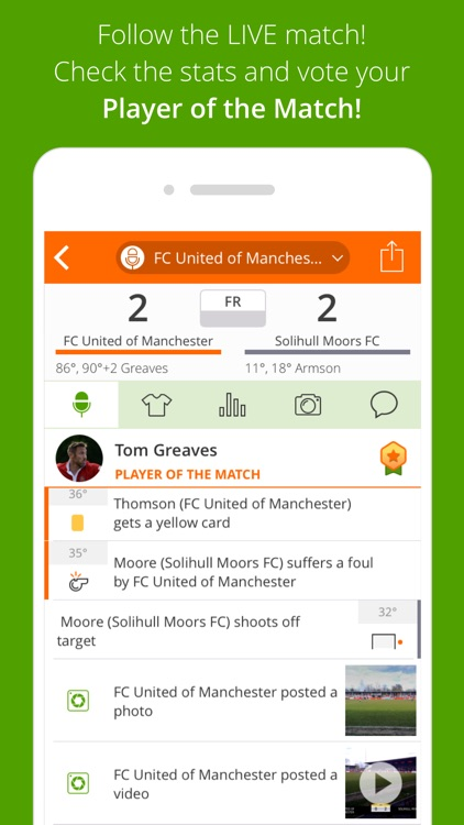 GoalShouter screenshot-4