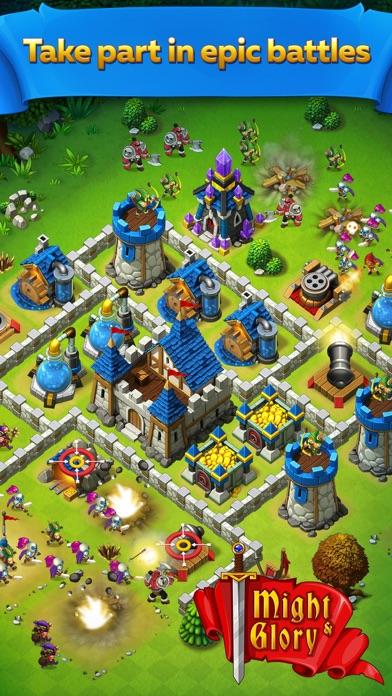 Might and Glory: Kingdom War Screenshot