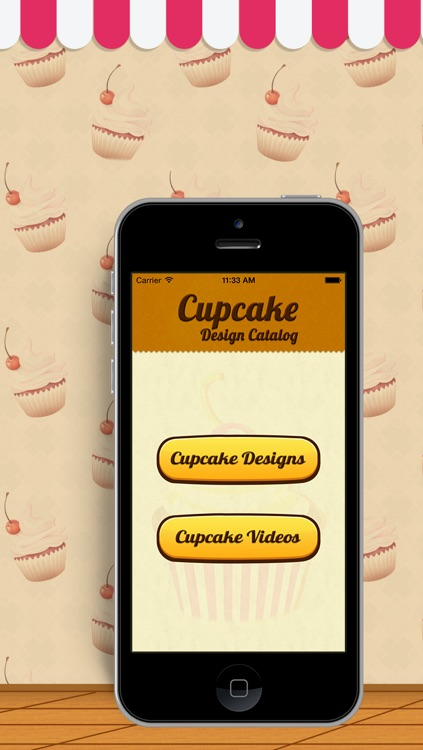 Cupcake Designs Catalog screenshot-0