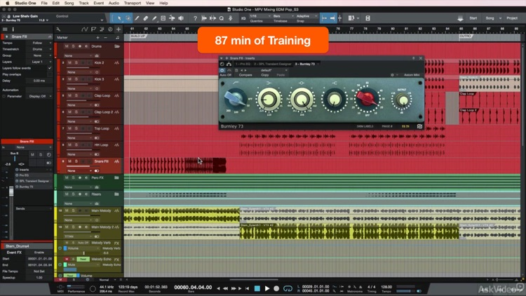Mixing Pop-EDM Course for Studio One screenshot-4
