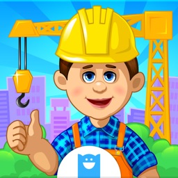 Builder Game for Kids