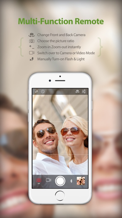 GPEL PEBBLE - Selfie Camera Remote screenshot-3