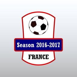 French Football League 1 History 2016-2017