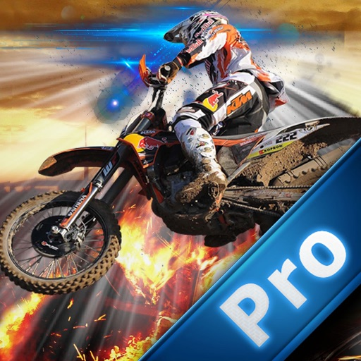 A Flames In Propeller Bike PRO - A Furious Motorcycle