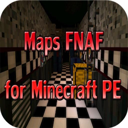 Maps FNAF for Minecraft PE - Best Database Maps for Pocket