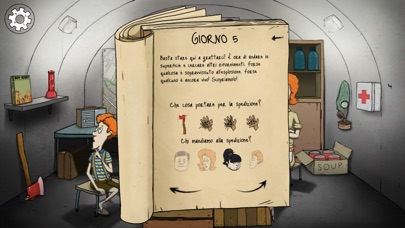 Screenshot for 60 Seconds! Atomic Adventure in Italy App Store