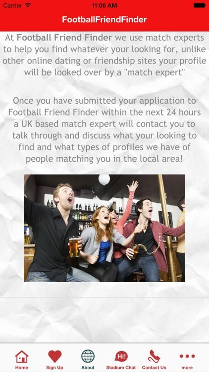 Online Dating profil Finder