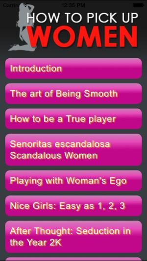 How to Pick Up Women Screenshot