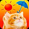 みんなのにゃんこ天気〜天気予報+猫写真で毎日に少しほっこり〜