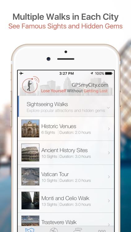 Verona Map and Walks, Full Version screenshot-0