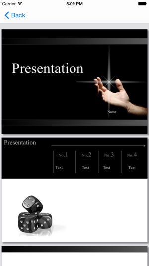 Factory for powerpointtemplatetheme on the app store toneelgroepblik Gallery