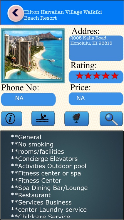 Oahu Island Offline Map Travel Guide screenshot-3