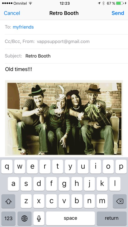 Retro Photo Booth - Vintage Style Effects For Your Photos screenshot-4