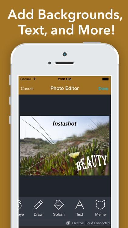Insfit - No Crop Blur Background for Instagram