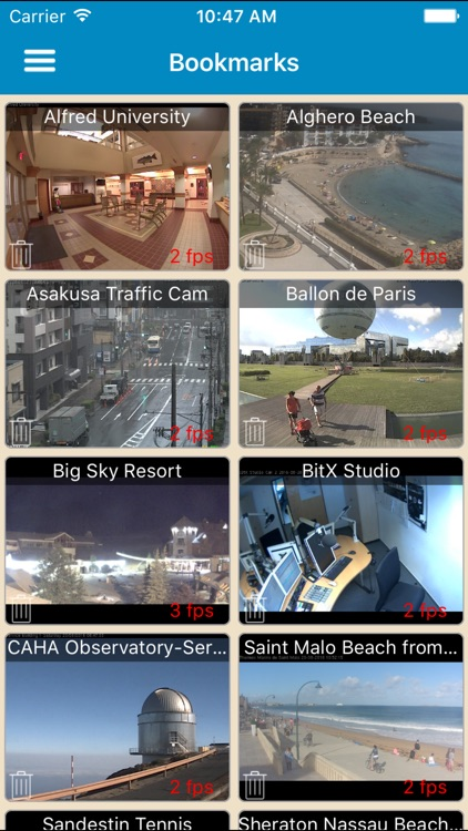 Planet Cam - Live webcams all around the world screenshot-4