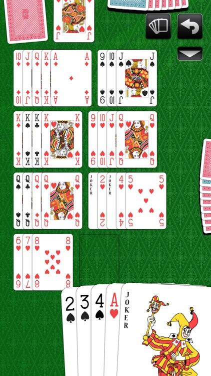 Rummy HD - The Card Game screenshot-4