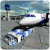空港の航空便スタッフ - 3D飛行機の駐車シミュレーターのゲーム - iPhoneアプリ