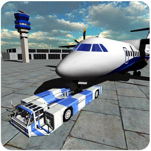 Аэропорт Рейс Персонал - 3D самолеты парковки симулятор