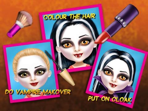 Скачать Sweet Baby Girl Halloween Fun - Spooky Makeover & Dress Up Party - No Ads