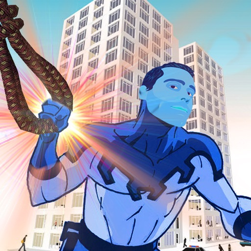 Bluehero In The City games