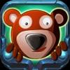 大熊二熊冒险王 - 最爽快的弹弓游戏 - iPhoneアプリ