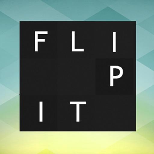 Flip It! Логические игры головоломки 2048