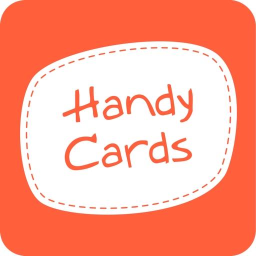 Handy Cards Lite - تصميم بطاقة معايدة