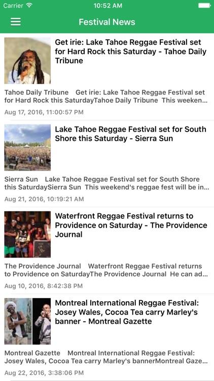 Reggae Music Free - Top Reggae Songs, Dancehall & Jamaican Music screenshot-4