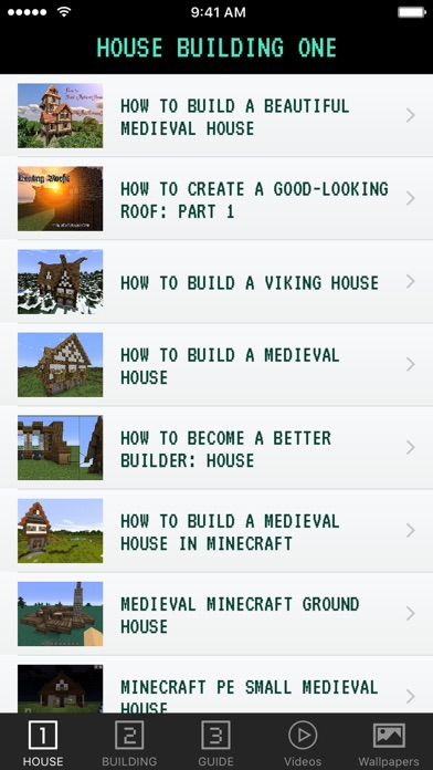 Baixar House Guide for Minecraft PE (Pocket Edition) para Android