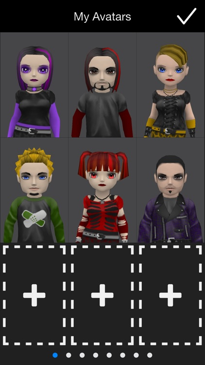 My Talking Goth Lite screenshot-4
