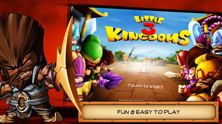Little 3 kingdoms - The Uprising screenshot-4