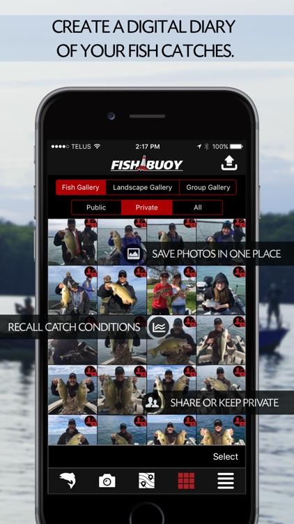 FISHBUOY App screenshot-3