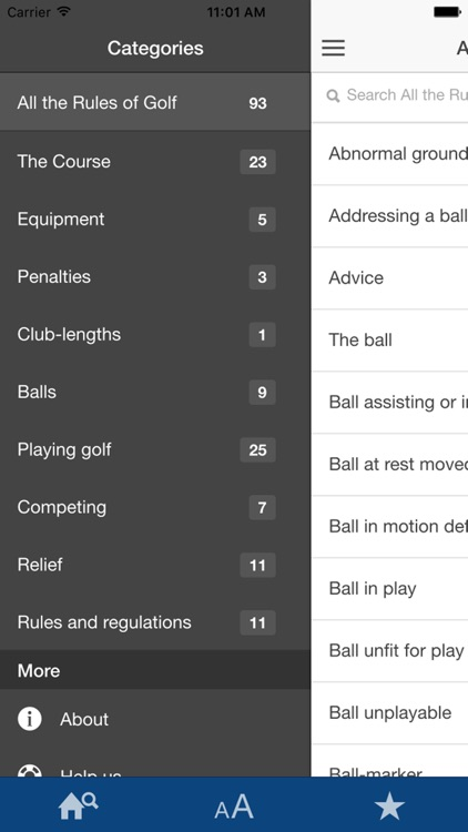 All The Rules Of Golf screenshot-4