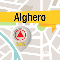 Alghero Offline Map Navigator and Guide