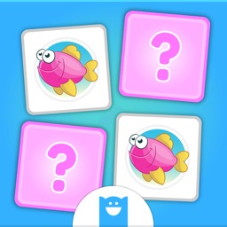 Pairs Match Kids - Cute Game to Train Your Brain