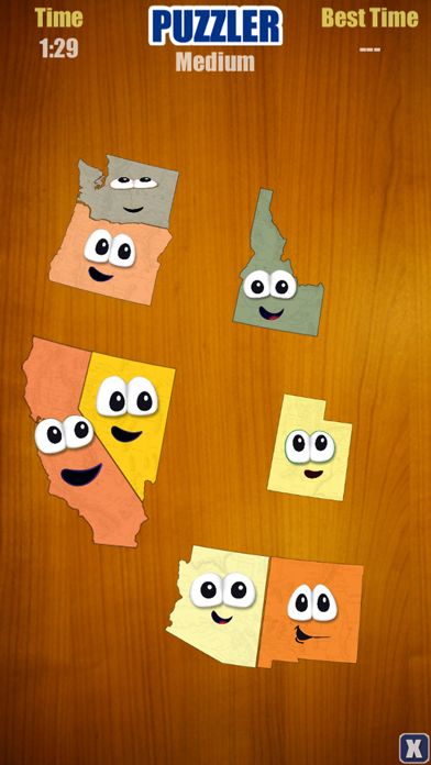 Stack The States review screenshots