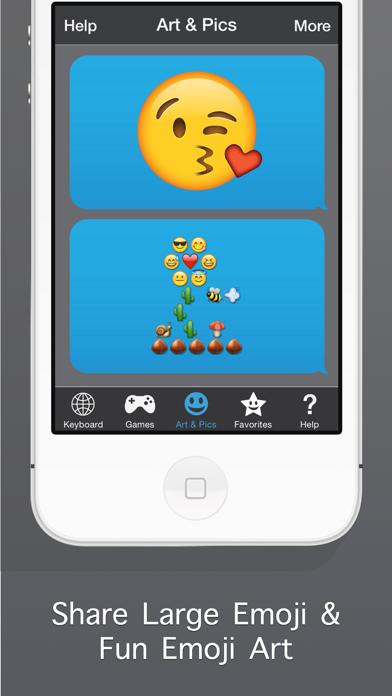 Emojis for iPhone Screenshot