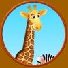 beautiful amazing jungle animals for kids - no ads