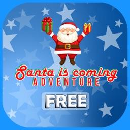 Santa is coming Adventure Free