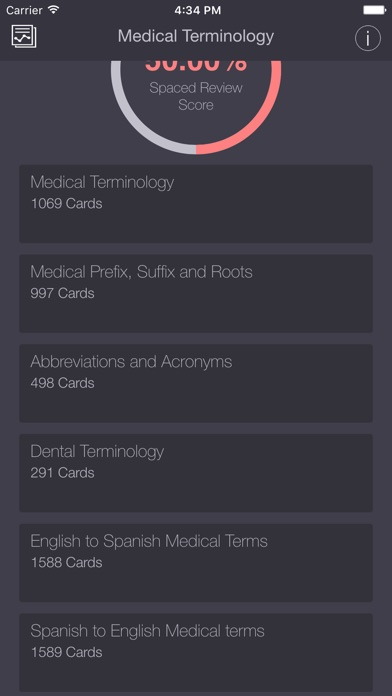 medical dental terminology abbreviations pro flashcards app by