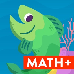 Kids Sea Life Creator - early math calculations using voice recording and make funny images