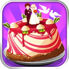 Activities of Wedding Cake Food Maker Salon - Fun School Lunch Candy Dessert Making Games for Kids!