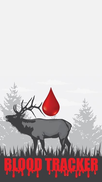 Elk Hunting Blood Tracker - Elk Hunting App screenshot-0