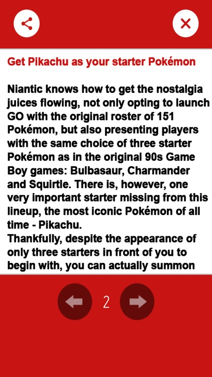 Beginner Guide for Pokemon Go