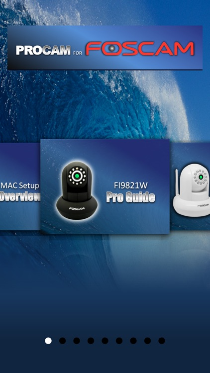 Foscam Wireless Series of IP Cameras