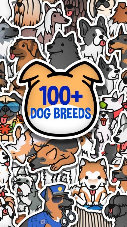 My Dog Album - Pet Sticker Book Game screenshot-3