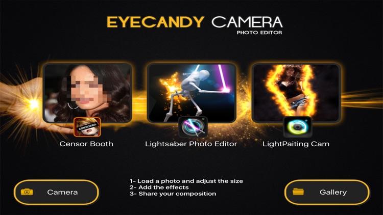 Effects Cam EyeCandy Camera Photo Editor Free